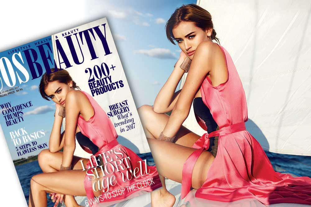 CosBeauty Magazine #75